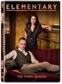 Elementary Season 3 (DVD)