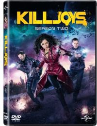 Killjoys Season 2 (DVD)
