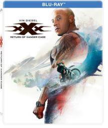 xXx: The Return Of Xander Cage Steelbook (Blu-ray)