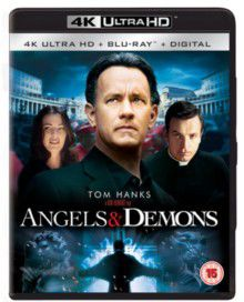 Angels and Demons (4K Ultra HD + Blu-Ray)