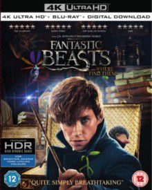 Fantastic Beasts and Where to Find Them (4K Ultra HD + Blu-Ray)