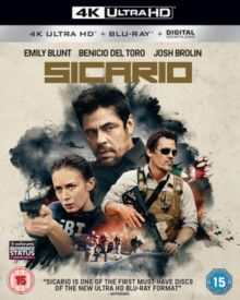 Sicario (4K Ultra HD + Blu-Ray)