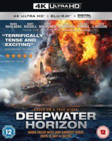 Deepwater Horizon (4K Ultra HD + Blu-Ray)