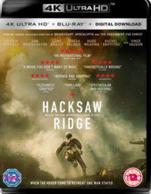 Hacksaw Ridge (4K Ultra HD + Blu-Ray)