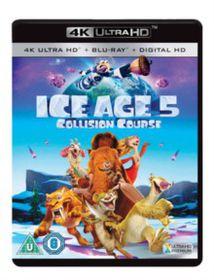 Ice Age: Collision Course (4K Ultra HD + Blu-Ray)