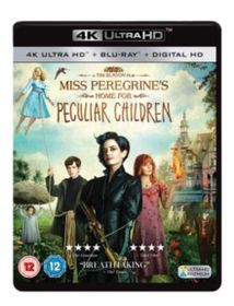 Miss Peregrine's Home for Peculiar Children (4K Ultra HD + Blu-Ray)
