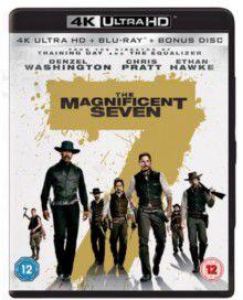 Magnificent Seven (4K Ultra HD + Blu-Ray)