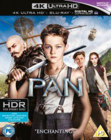 Pan (4K Ultra HD + Blu-Ray - Parallel Import)