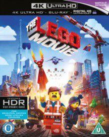 LEGO Movie (4K Ultra HD + Blu-Ray - Parallel Import)
