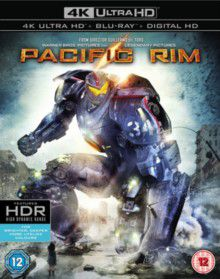 Pacific Rim (4K Ultra HD + Blu-Ray - Parallel Import)