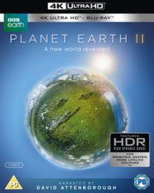 Planet Earth II (4K Ultra HD + Blu-ray)