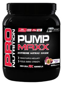 Pro Nutrition Pump Maxx 800g - Granadilla Burst