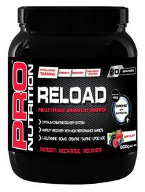 Pro Nutrition Reload 800g - Berry Blast