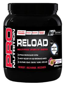 Pro Nutrition Reload 800g - Granadilla Burst