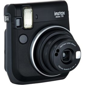 Fujifilm Instax Mini 70 Camera Black