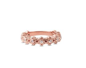 Why Beautiful Bloom Stax - Rose Gold Plated
