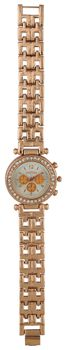 Digitime Ladies Scarlett Analogue Watch - Rosegold