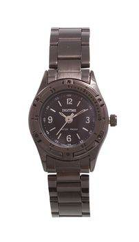 Digitime Ladies Rocky Analogue Watch - Gunmetal