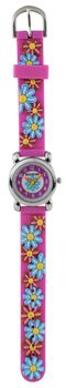 DigiKids 3D Analogue Watch - Flowers