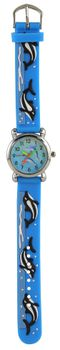 DigiKids 3D Analogue Watch - Dolphin