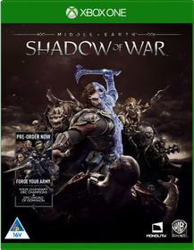 Middle Earth Shadow of War (Xbox One )