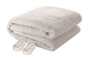 Pure Pleasure - Full-Fit Sherpa Fleece Electric Blanket
