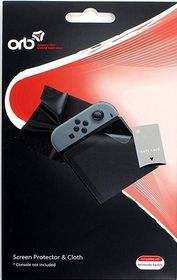 ORB Skin - Screen Protector And Cloth (Nintendo Switch)