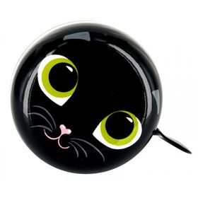 Pylones Cat Bicyclebell - Black