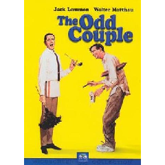 The Odd Couple (1967) (DVD)