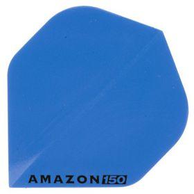 Amazon150 Darts Flight - Blue (Pack of 6)