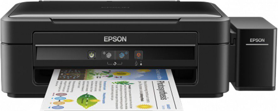 Epson L382 Its Ink Tank System 3 In 1 Multifunction