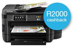 Epson Ecotank ITS L3150 3-in-1 Wi-Fi Printer | Buy Online in South