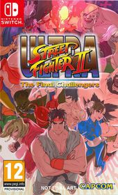 Ultra Street Fighter 2 The Final Challengers (Nintendo Switch)