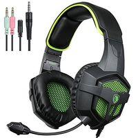 SADES SA 807 Gaming Headphones with Microphone