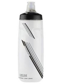 Camelbak Podium 620ml Bottle - Clear/Black logo