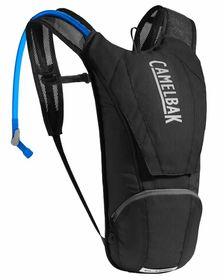 Camelbak Classic 2.5L Bike Hydration Backpack - Black/Grey