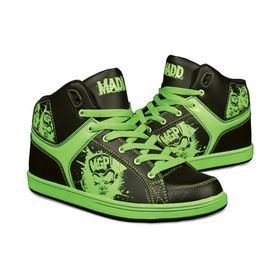 Madd Apparel MGP Shred Shoes - Lime, Black