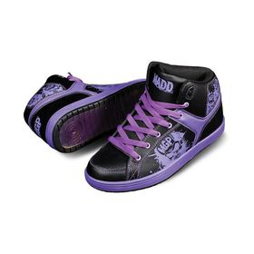 Madd Apparel MGP Shred Shoes - Purple, Black