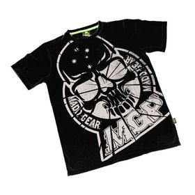 Madd Apparel Shattered Tee - Black