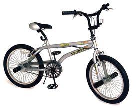 "20"" Freestyle Stunt Bike - Grey"