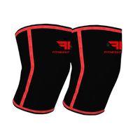 Fitness Freakz Unisex Knee Sleeve - Red