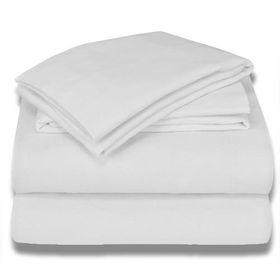 Pierre Cardin - Winter Sheet Bale Set - White