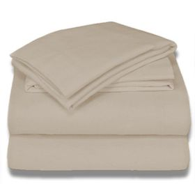 Pierre Cardin - Stone Winter Sheet Bale Set