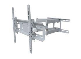 "Ultra Link Premium Full Motion Tv Mount Bracket 32""-70"" - Silver"