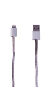 Ultra Link Premium Apple Certified Sync & Charge Cable - Grey