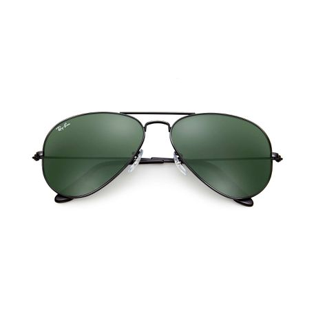 4f5fbab23fa Ray-Ban Aviator RB3025 002 58 58 Polarized Sunglasses