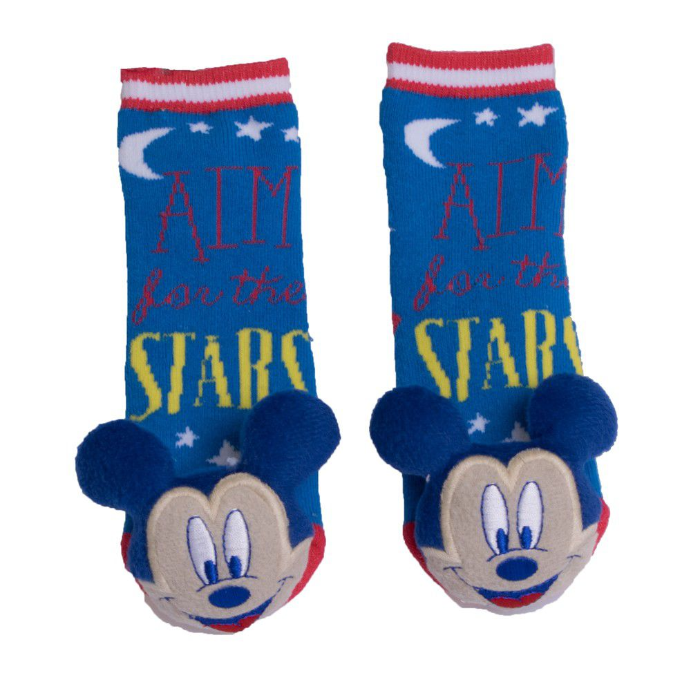 Mickey Mouse Disney Mickey Mouse Baby Fun Rattle Socks 3 12