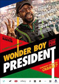 Wonder Boy For President (DVD)