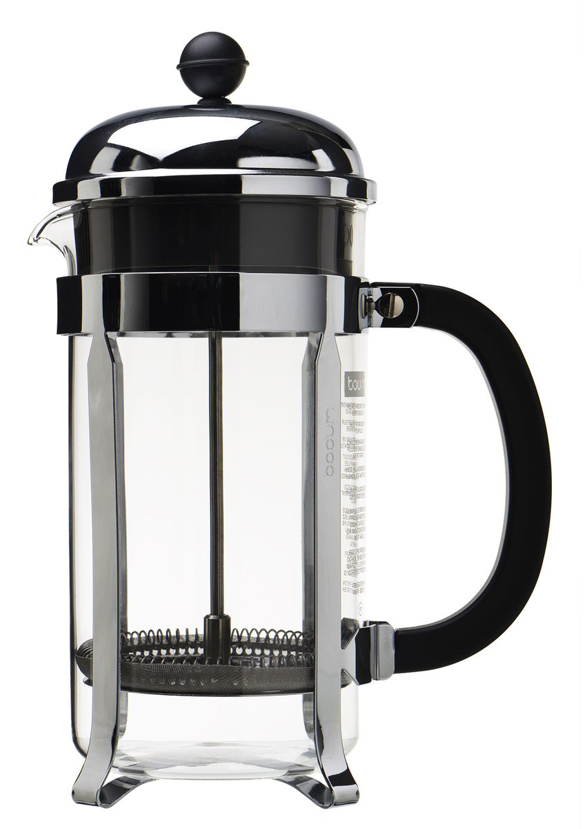 Bodum Coffee Press Chambord Signature Stainless Steel 8 Cup Buy