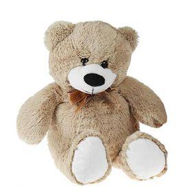 Teddy Bear Plush - Light Brown